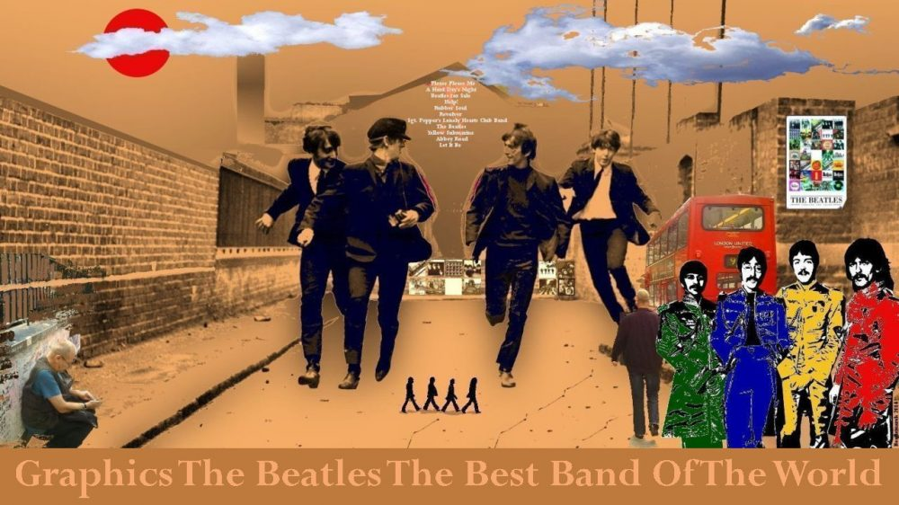 I invite you to Beatleland